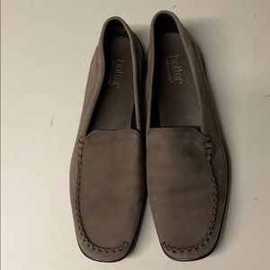 New Hotter Women's Suede Retro STD Loafer 11